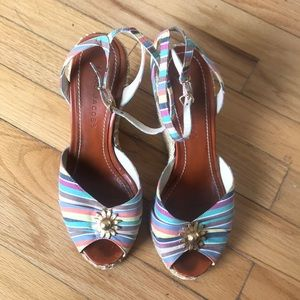 Marc Jacobs wedges 37